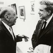 Carter with Stravinsky