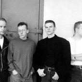 1993 press photo taken by Michael Parkin