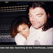 recording at the townhouse, London