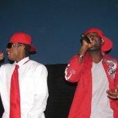 Gemstar and Ramega live performance