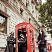 Abbath London phonebooth