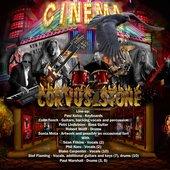 CORVUS STONE UNCSCREWED ALBUM with band