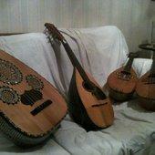 Alcuni dei miei strumenti...