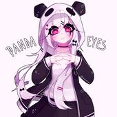 panda eyes youtube picture