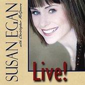 Susan Egan Live! (feat. Christopher McGovern)