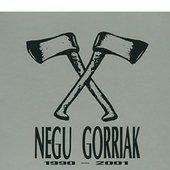 Negu Gorriak 1990-2001