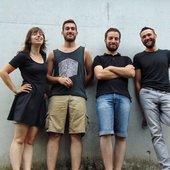 Skramz band from France