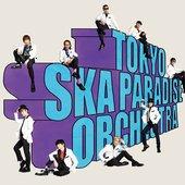 Tokyo Ska-lorful Collage