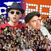 The Dudes Behind 'Epic Rap Battles of History'