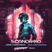 Less Than Zero (feat. King Protea) [Waveshaper Remix]