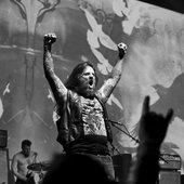 """Roadburn 2012 performing \""""The unreal never lived\"""""""