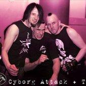 Cyborg Attack +