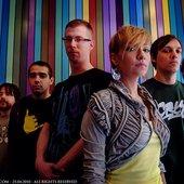 """promo photo for new album \""""Vertigo\"""""""