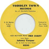Her Mother Read Her Diary_Johnny Cooper