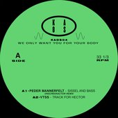 We Only Want You for Your Body - Single