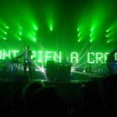 Massive Attack's live 2008