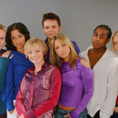 S Club 7 Photoshoot - HQ Group Shot cropped