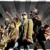 Full band 2007