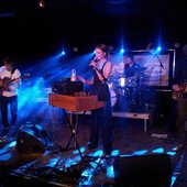 The Indien live @ Club 3voor12 NH in Victorie, Alkmaar, Netherlands on 2015-04-02