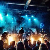 Dead Ends of Europe 2012 in Tallinn, Estonia with Alcest & Katatonia