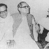 Hemanta with Suchitra Mitra