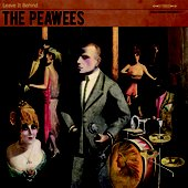Copertina Peawees Leave it Behind (out on september the 24th 2011