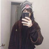 Selfie from his Instagram