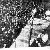Acto político de la revista El Siglo. 1948.