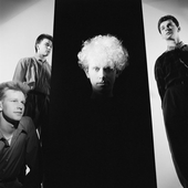 Depeche Mode by Brian Griffin