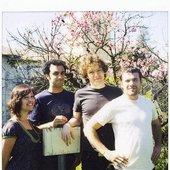 Polaroid Courtesy of Tiff
