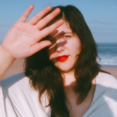 Lucy Dacus by Marin Leong