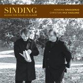 Sinding, C.: Violin and Piano Music