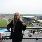 Emppu at F1 Brazilian Grand Prix :)