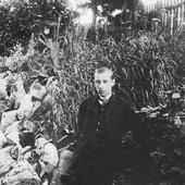 young Igor Stravinsky