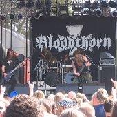 Bloodthorn live at wacken