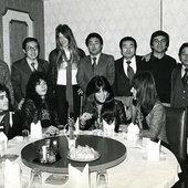 Angel in Japan, 1977.