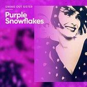 Purple Snowflakes - Single