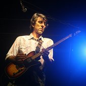 Mike Cooley of the Drive-By Truckers at BamaJam