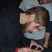 Pray for Locust Debaser 1 Dec 2010 Viggo Andersen © All Rights Reserved