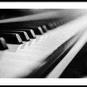 Peaceful piano...