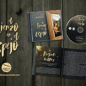 David_Bazo_ El Lienzo en el Espejo_CD