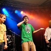 Appletree 08: Markus, Christian, Hartker