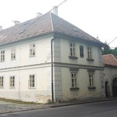 Dvořák's birthplace in Nelahozeves