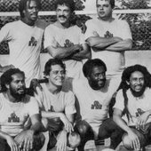 Soccer Team With Jacob Miller & Bob Marley