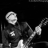 Jim Blaha, guitar and vocals