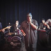 Altered Five Blues Band 1