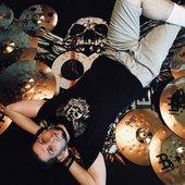 igor phantom with meinl cymbals