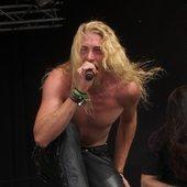 Helge - Photo: Barry Anderson - www.metalstorm.ee