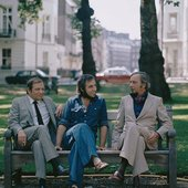 Jacques Loussier Trio (Getty Images)