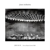 jizue orchestra Live at Kyoto Concert Hall 2019.10.19